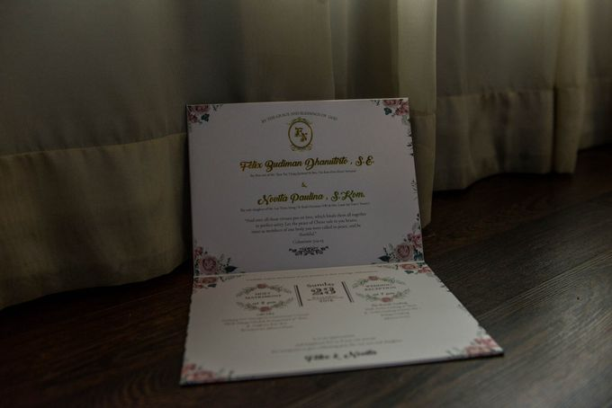Felix & Novi Wedding by MariMoto Productions - 007