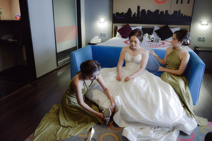 Felix & Novi Wedding by MariMoto Productions - 010