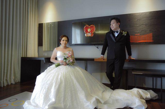 Felix & Novi Wedding by MariMoto Productions - 013