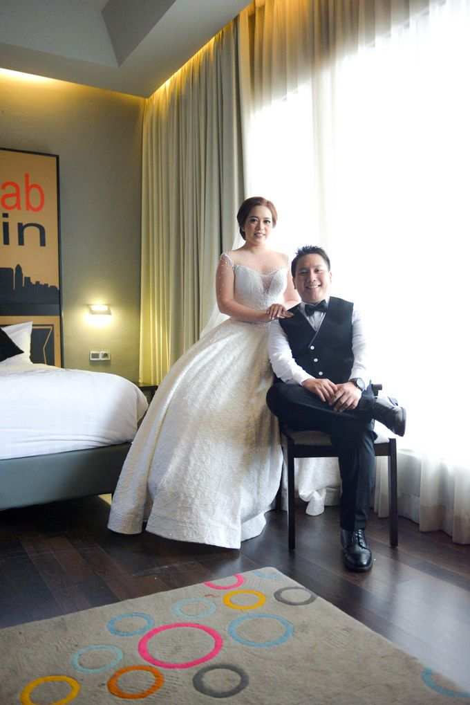 Felix & Novi Wedding by MariMoto Productions - 014
