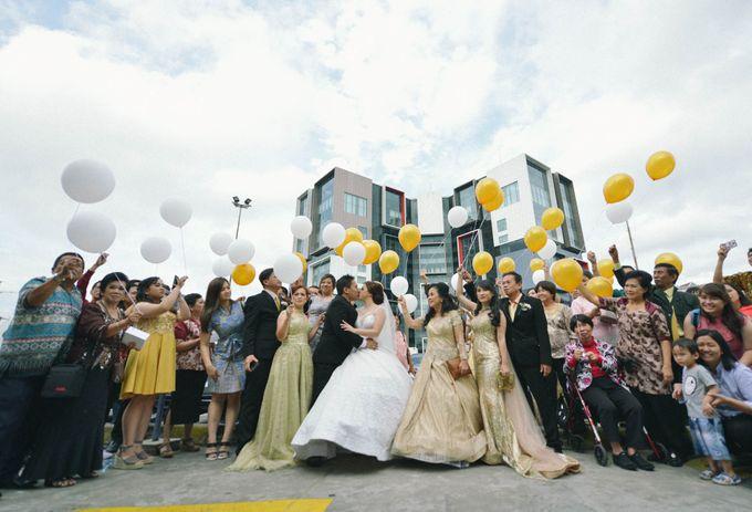 Felix & Novi Wedding by MariMoto Productions - 015