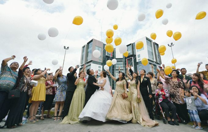 Felix & Novi Wedding by MariMoto Productions - 016