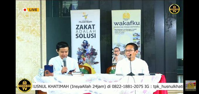 MC Kajian Islami di Majelis Percikan Iman Ahad Pagi by Panji Nugraha MC - 004