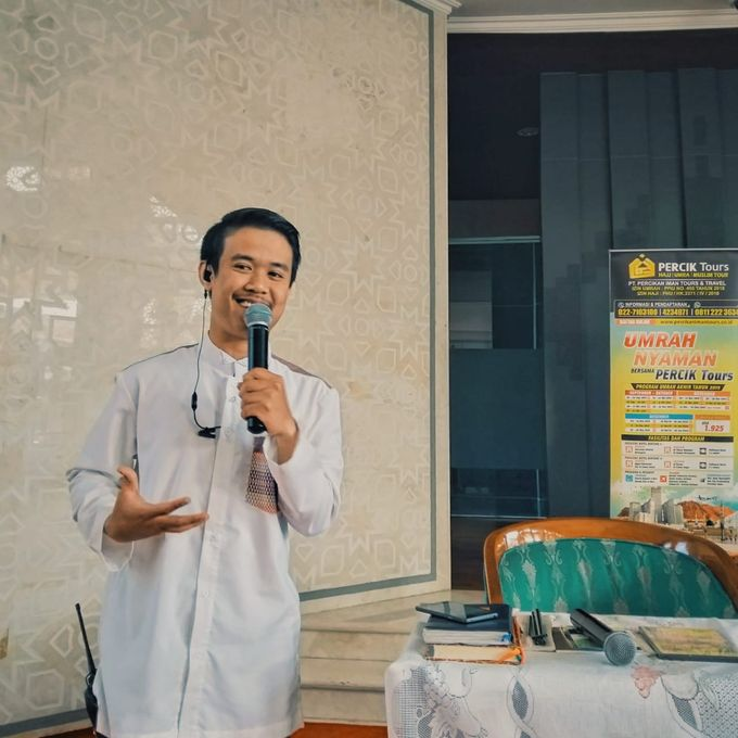 MC Kajian Islami di Majelis Percikan Iman Ahad Pagi by Panji Nugraha MC - 001
