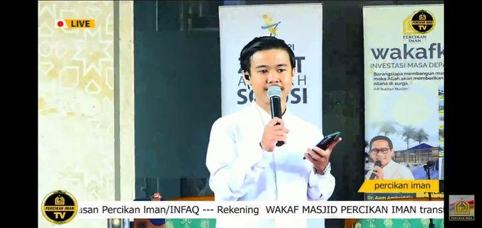 MC Kajian Islami di Majelis Percikan Iman Ahad Pagi by Panji Nugraha MC - 005