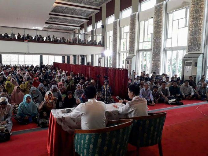MC Kajian Islami di Majelis Percikan Iman Ahad Pagi by Panji Nugraha MC - 006
