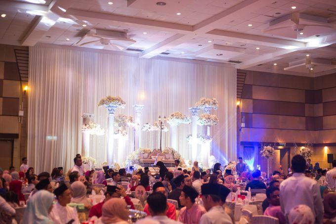 MALAY WEDDING RECEPTION by ARJUNA CIPTA - 010