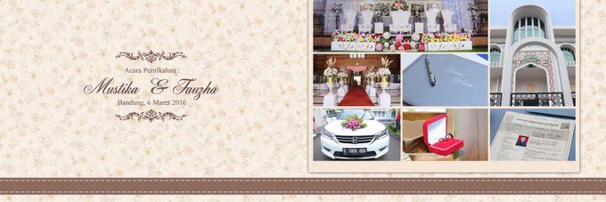 Wedding mustika & Fauzha  by RQ Photography - 002