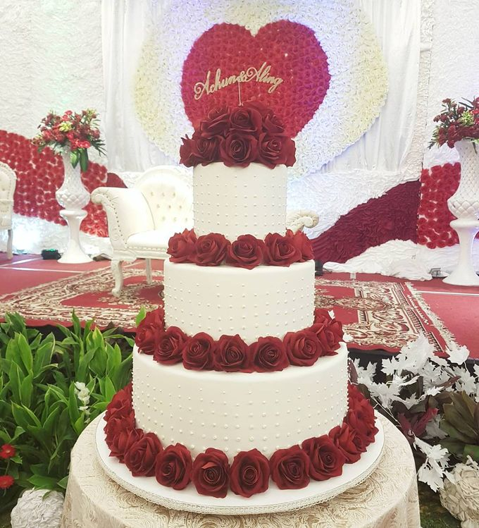 3 Tiers by Amor Cake - 014
