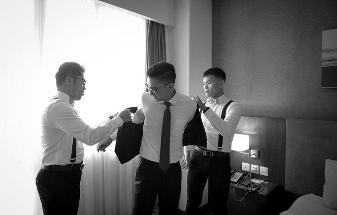 Denny & Clarissa Wedding by MariMoto Productions - 003