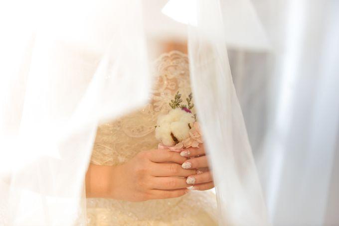 Denny & Clarissa Wedding by MariMoto Productions - 005