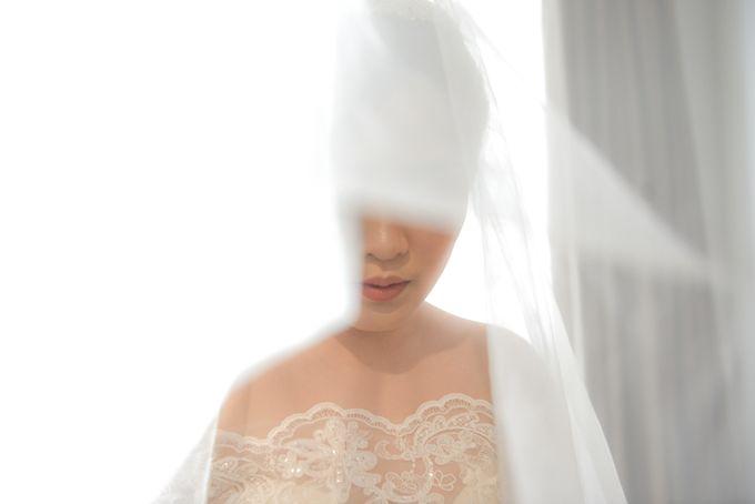 Denny & Clarissa Wedding by MariMoto Productions - 006