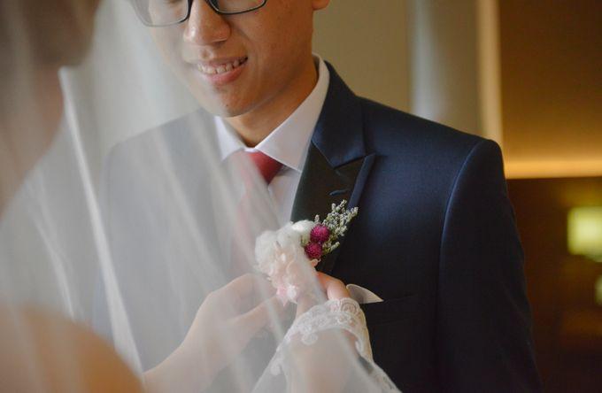 Denny & Clarissa Wedding by MariMoto Productions - 007