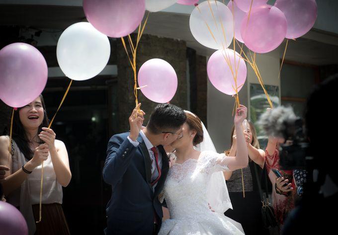 Denny & Clarissa Wedding by MariMoto Productions - 009