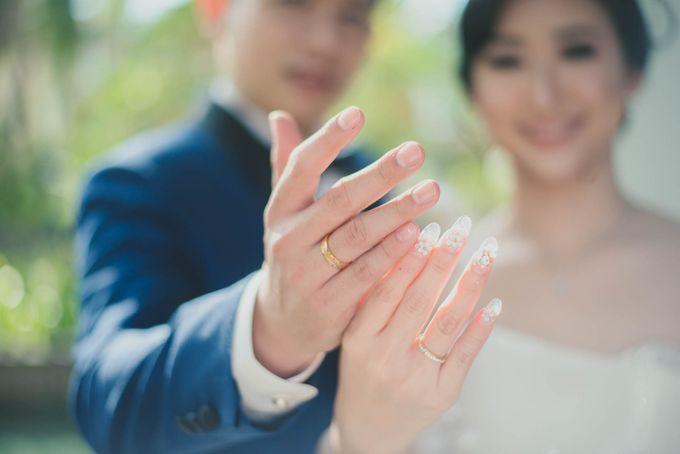 Chris + Melissa Wedding by Double Happiness Wedding Organizer - 026