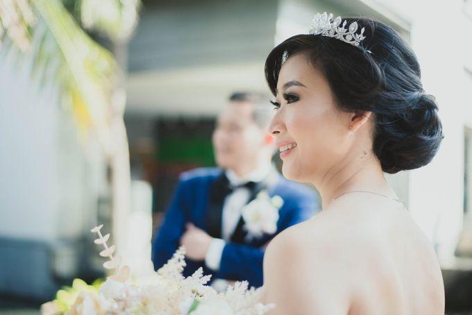 Chris + Melissa Wedding by Double Happiness Wedding Organizer - 028
