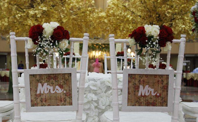 Dona & Pras by Charissa Event & Wedding Decoration - 011
