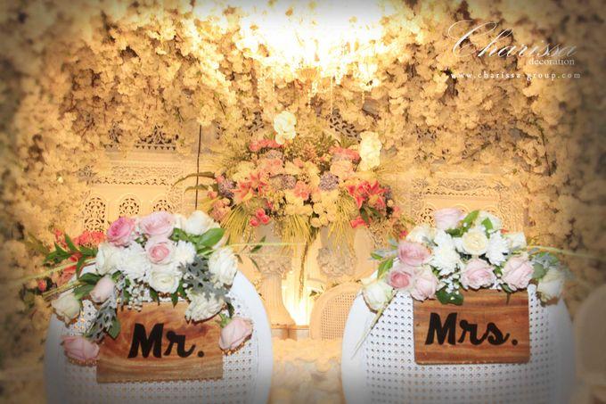 Ninda & Yudho - Akad Nikah by Charissa Event & Wedding Decoration - 001