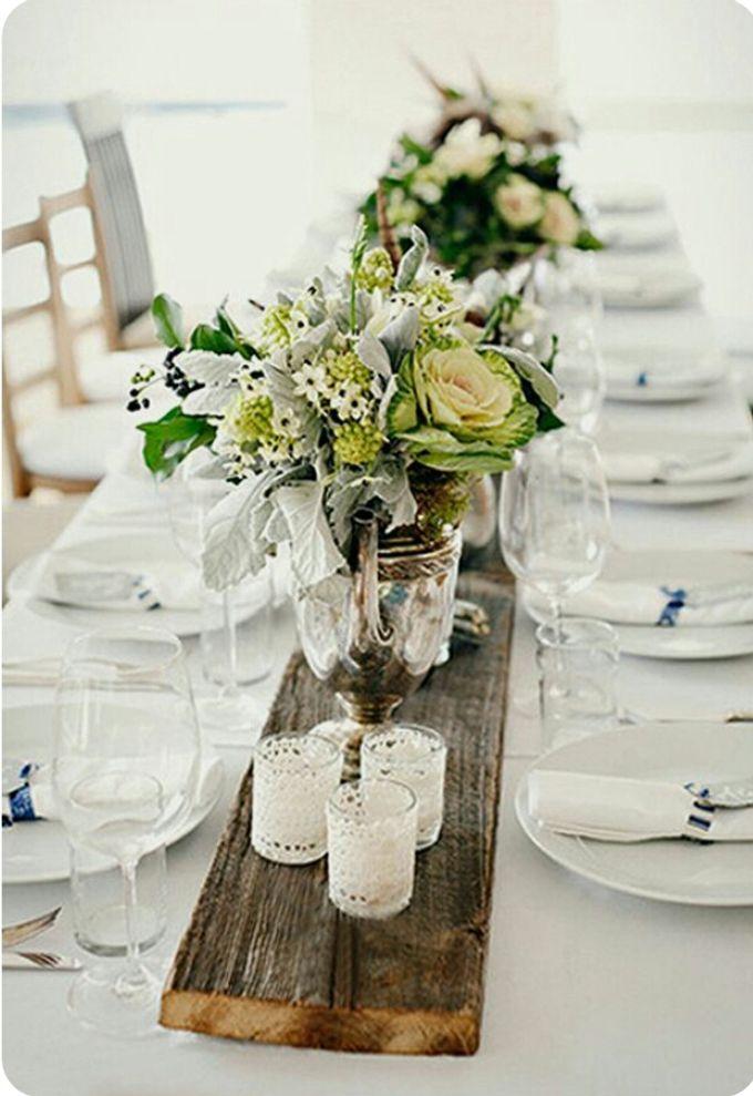 Dining Floral Arrangement by Dorcas Floral - 008