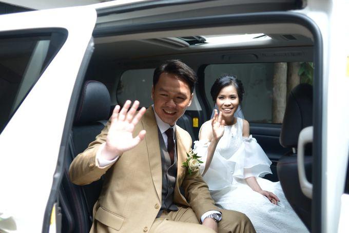 Wedding story of Zulvan n Yoe Chien by sapphire wedding car - 005