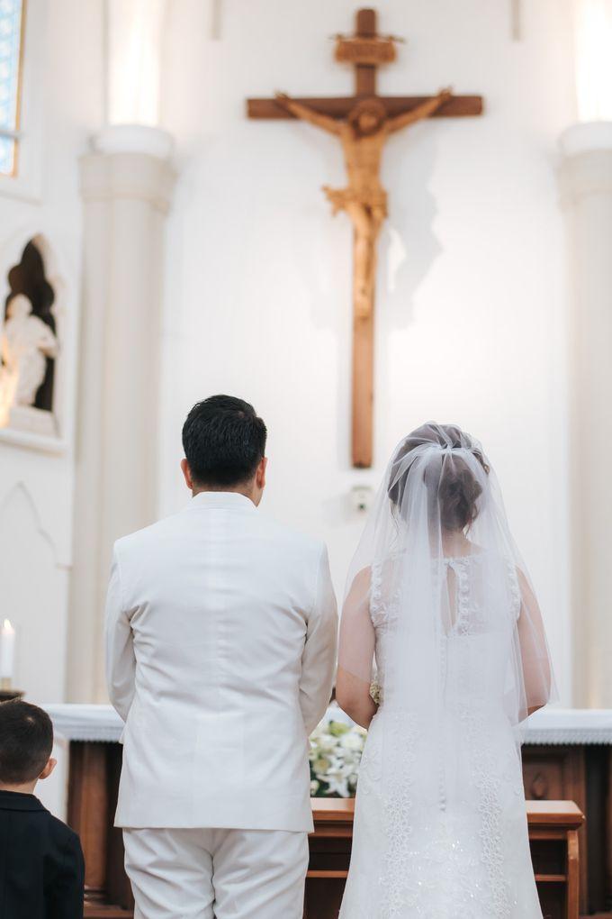Pemberkatan Oswald & Angel at Gereja Santo Laurensius by GoFotoVideo - 039