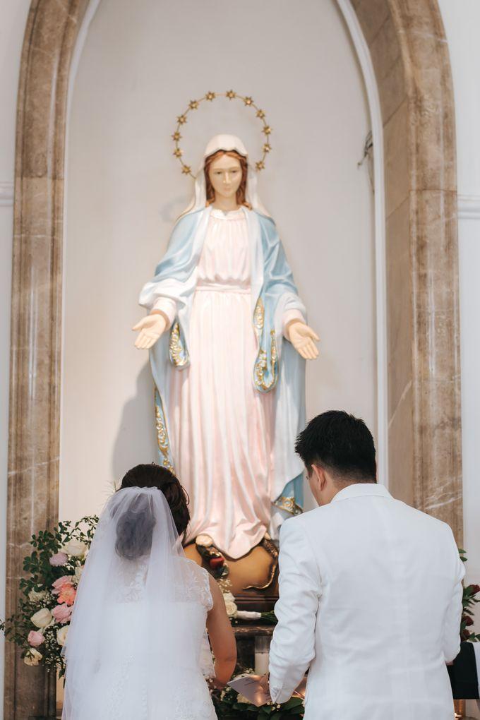 Pemberkatan Oswald & Angel at Gereja Santo Laurensius by GoFotoVideo - 044