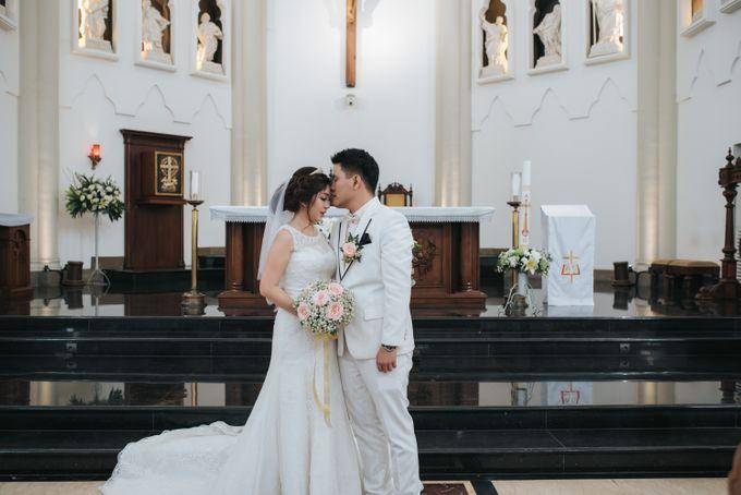 Pemberkatan Oswald & Angel at Gereja Santo Laurensius by GoFotoVideo - 049