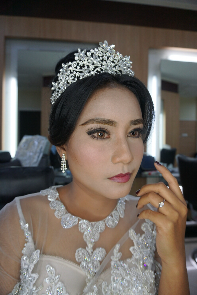 My Kalimantan Bride by MRS Makeup & Bridal - 004