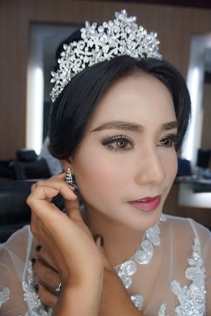 My Kalimantan Bride by MRS Makeup & Bridal - 005