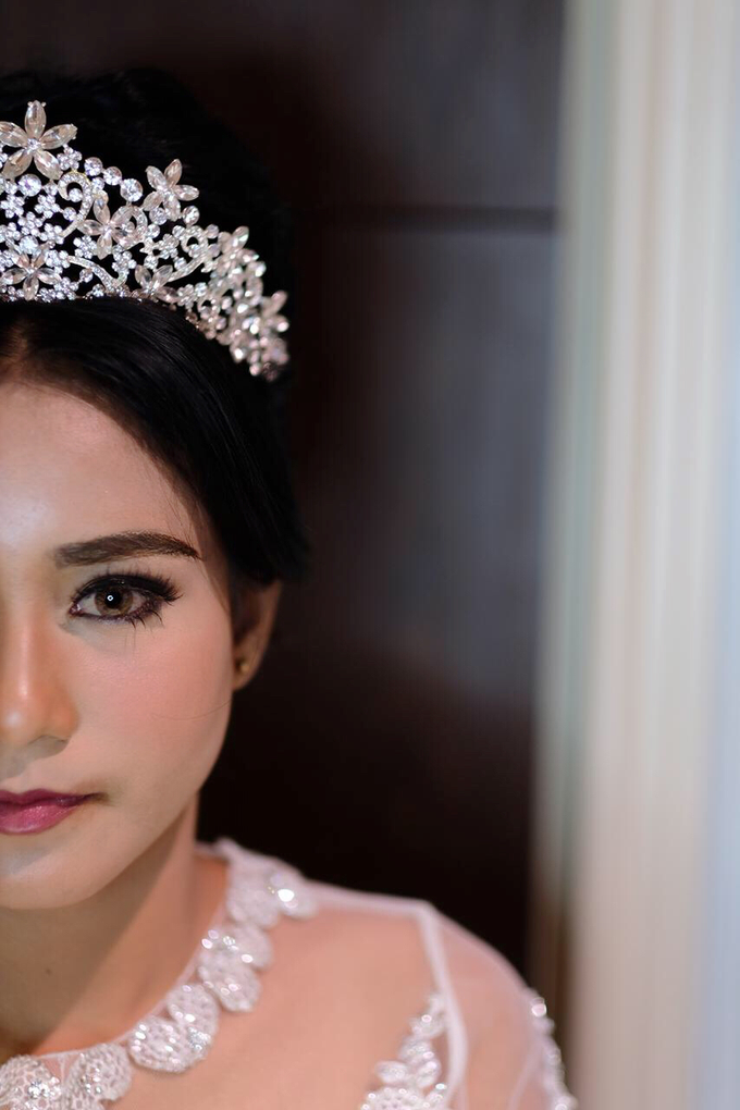 My Kalimantan Bride by MRS Makeup & Bridal - 001