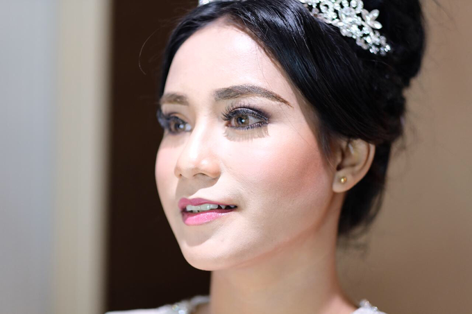My Kalimantan Bride by MRS Makeup & Bridal - 003