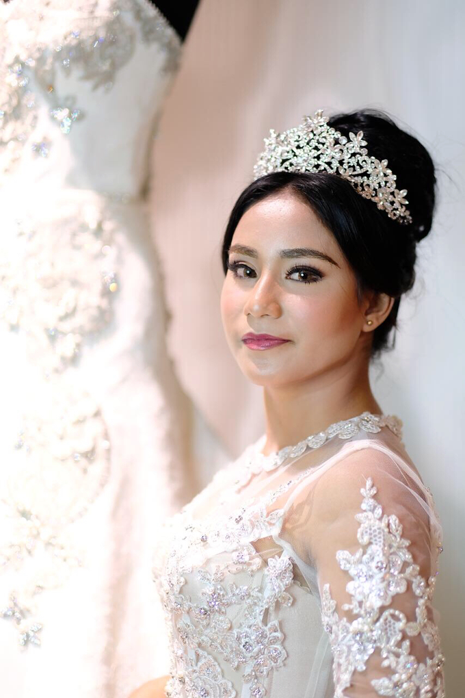My Kalimantan Bride by MRS Makeup & Bridal - 002