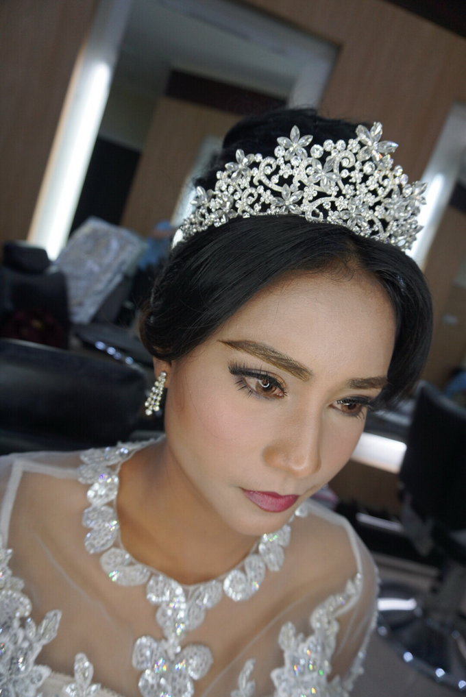 My Kalimantan Bride by MRS Makeup & Bridal - 006