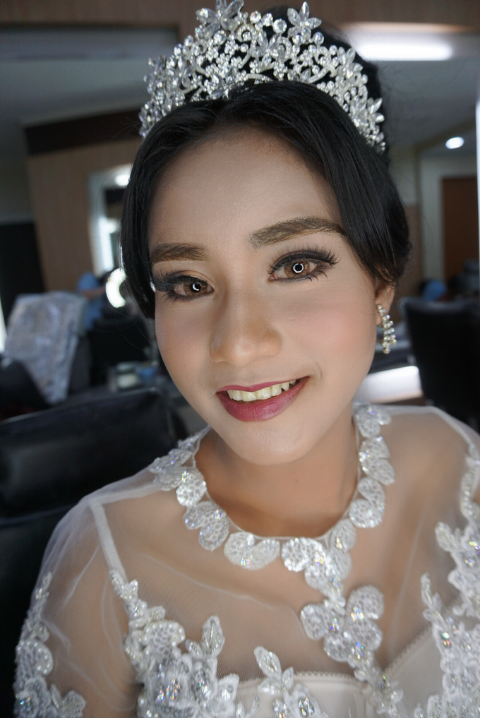 My Kalimantan Bride by MRS Makeup & Bridal - 007