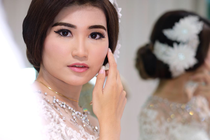 Ms. Meilani by MRS Makeup & Bridal - 001
