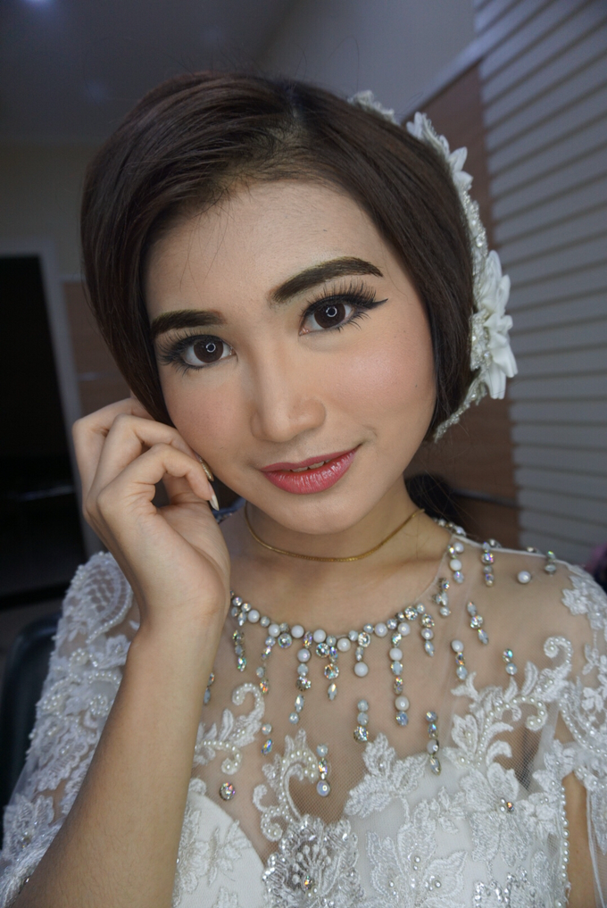 Ms. Meilani by MRS Makeup & Bridal - 007
