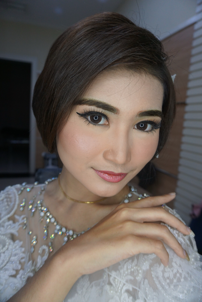 Ms. Meilani by MRS Makeup & Bridal - 009