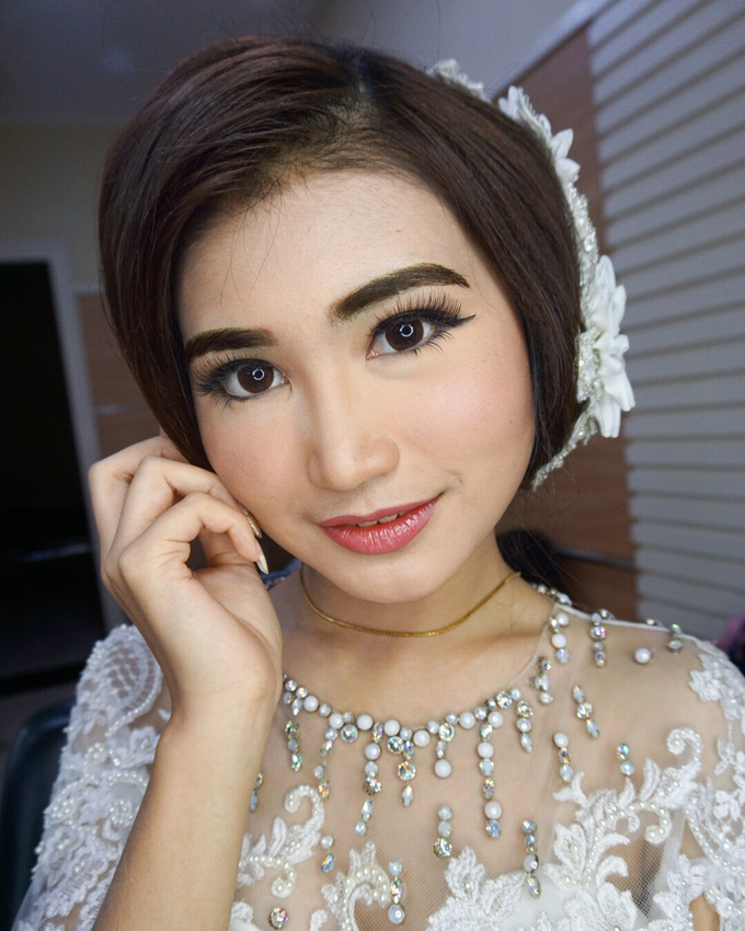 Ms Mei by MRS Makeup & Bridal - 006
