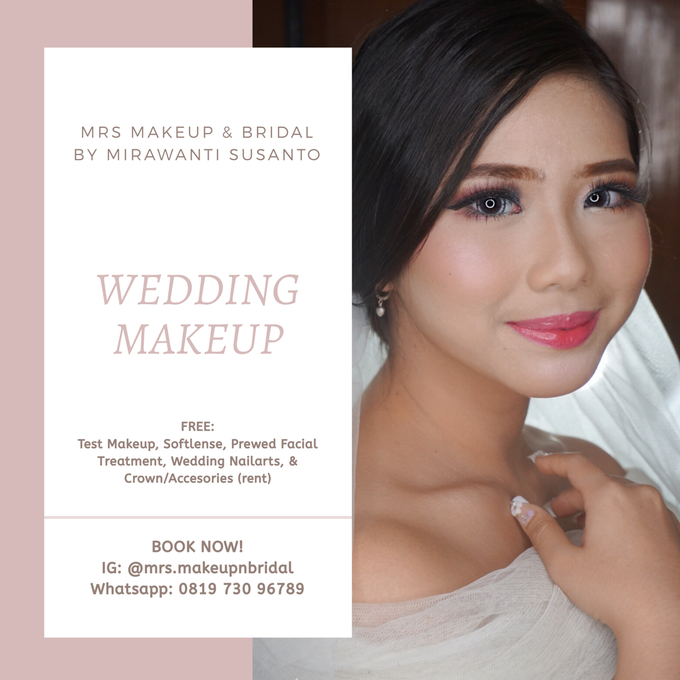 Wedding Makeup Package by MRS Makeup & Bridal - 001