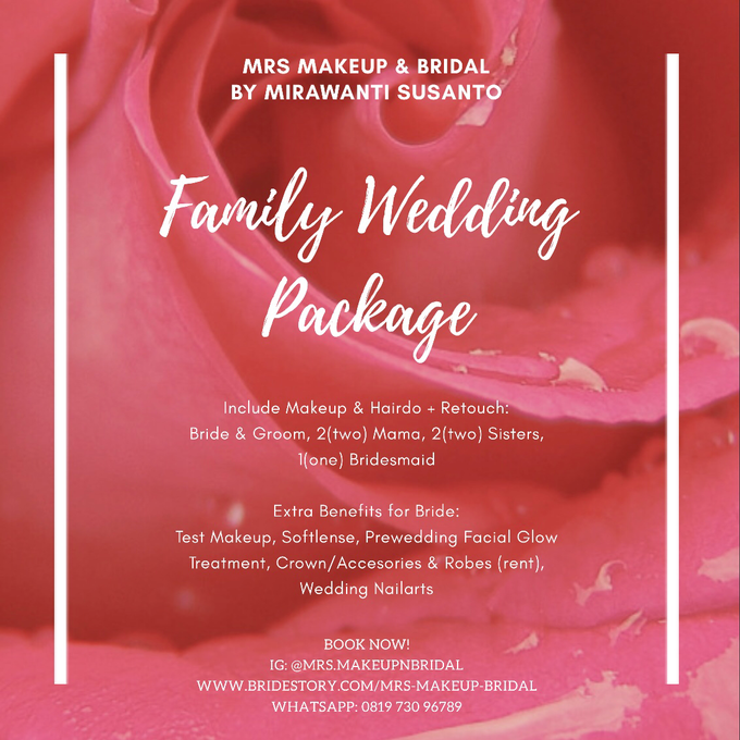 Wedding Makeup Package by MRS Makeup & Bridal - 002