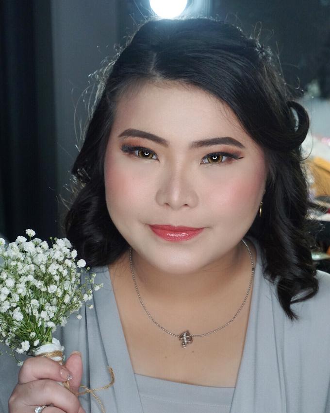#mrnmrschen Wedding by MRS Makeup & Bridal - 004
