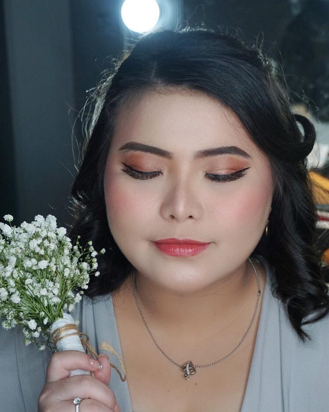 #mrnmrschen Wedding by MRS Makeup & Bridal - 005