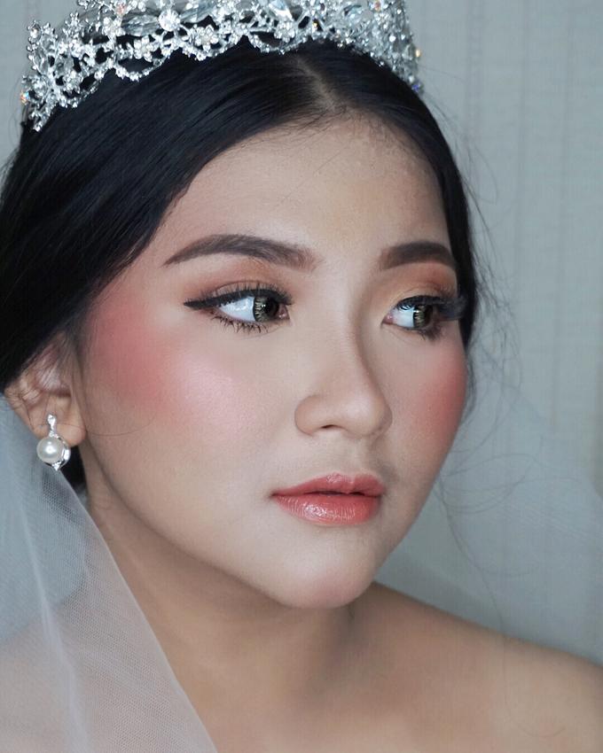 Ms. Eva by MRS Makeup & Bridal - 003