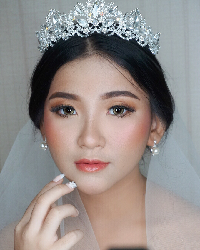 Ms. Eva by MRS Makeup & Bridal - 001