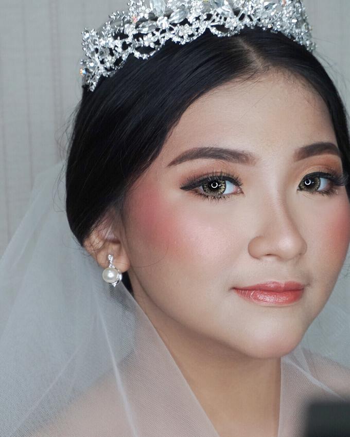 Ms. Eva by MRS Makeup & Bridal - 002
