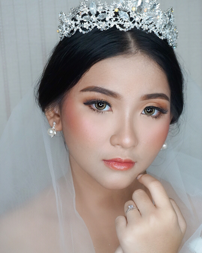 Ms. Eva by MRS Makeup & Bridal - 004