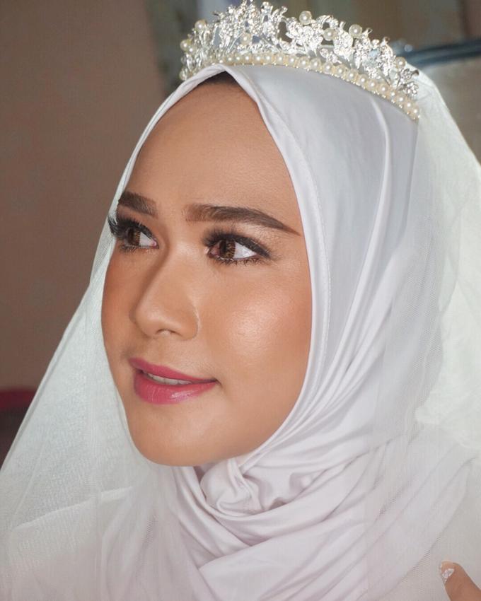 Ms. Alin (Hijab Bride) by MRS Makeup & Bridal - 004