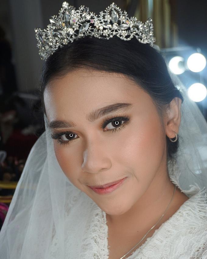 Ms. Thalia  by MRS Makeup & Bridal - 004