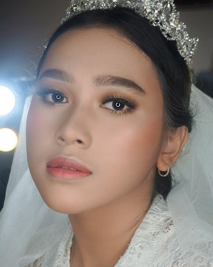 Ms. Thalia  by MRS Makeup & Bridal - 003