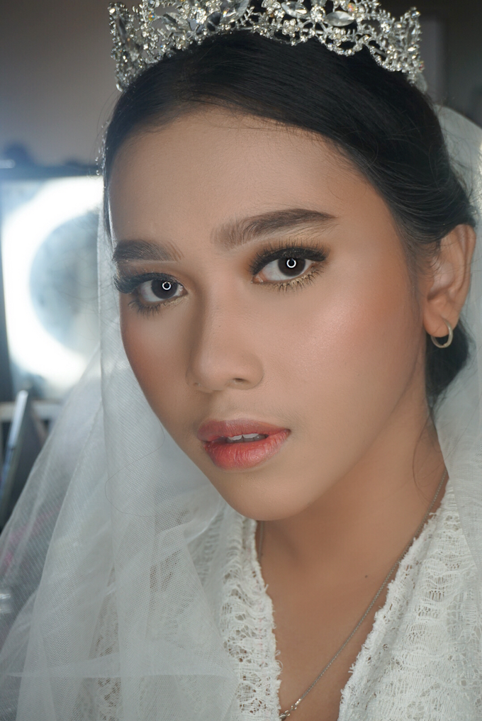 Ms. Thalia  by MRS Makeup & Bridal - 005